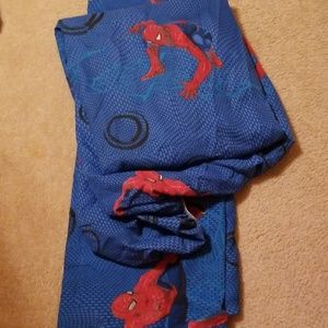 Other - Spiderman twin sheets